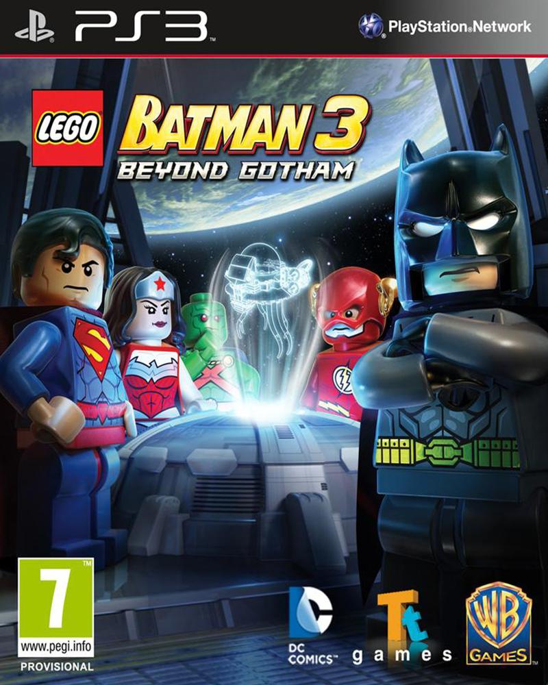 sony 3 lego batman 3 beyond gotham
