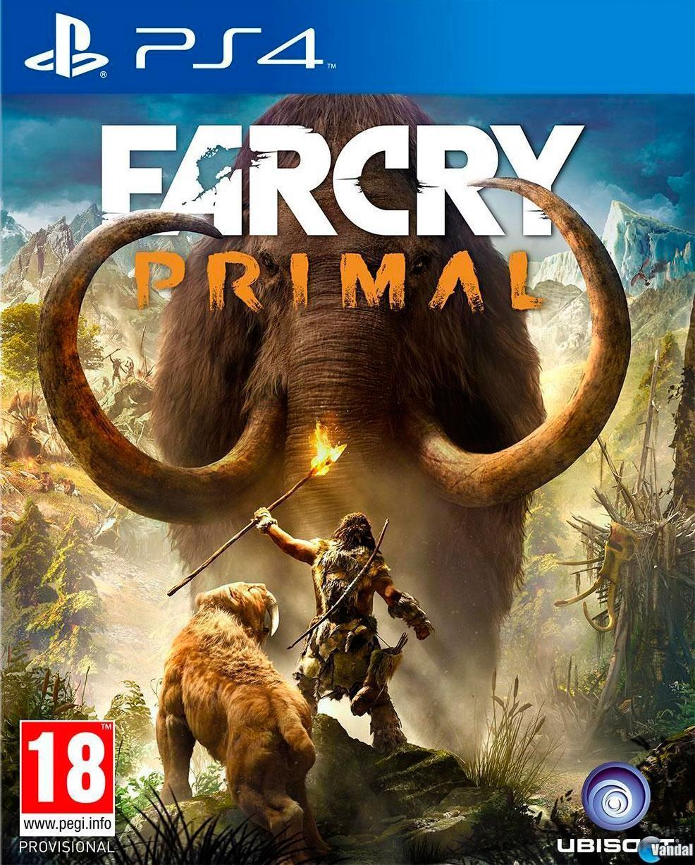 sony4 farcry primal