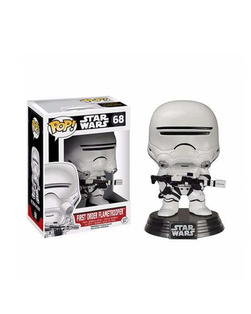 pop star wars  68 first order flametrooper 6224