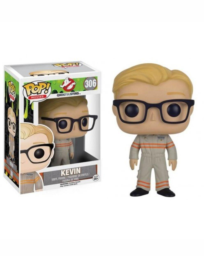 pop ghostbusters 306 kevin 9205