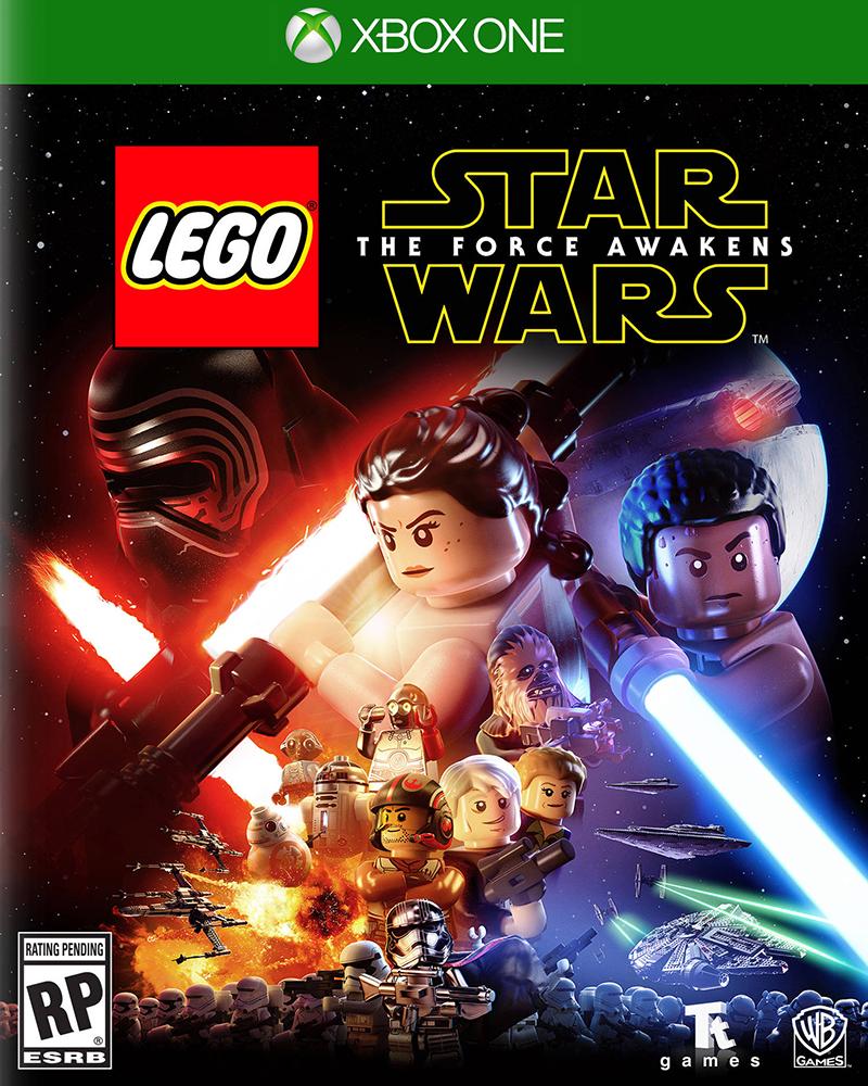 xbox one lego star wars force awakens