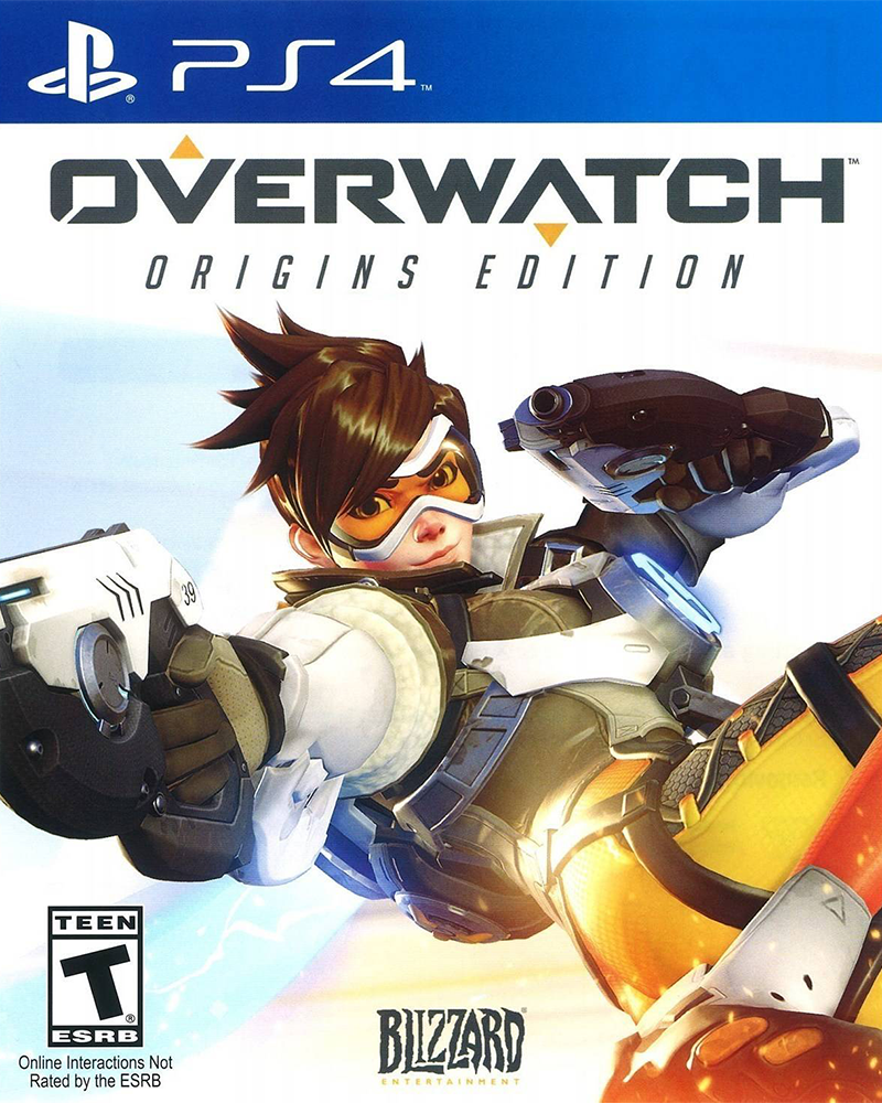sony4 overwatch game of the year