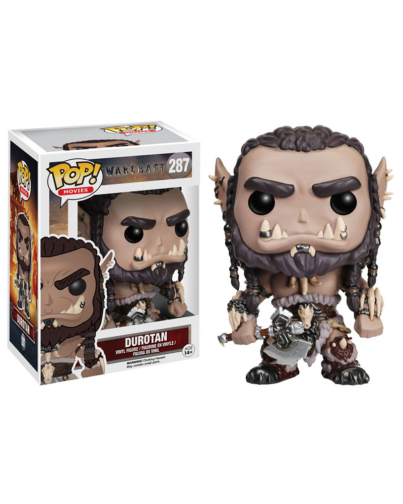 pop warcraft 287 durotan 7468