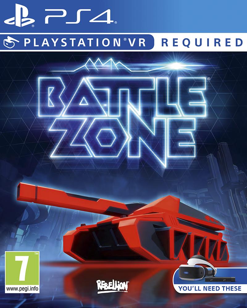 sony4 vr battlezone