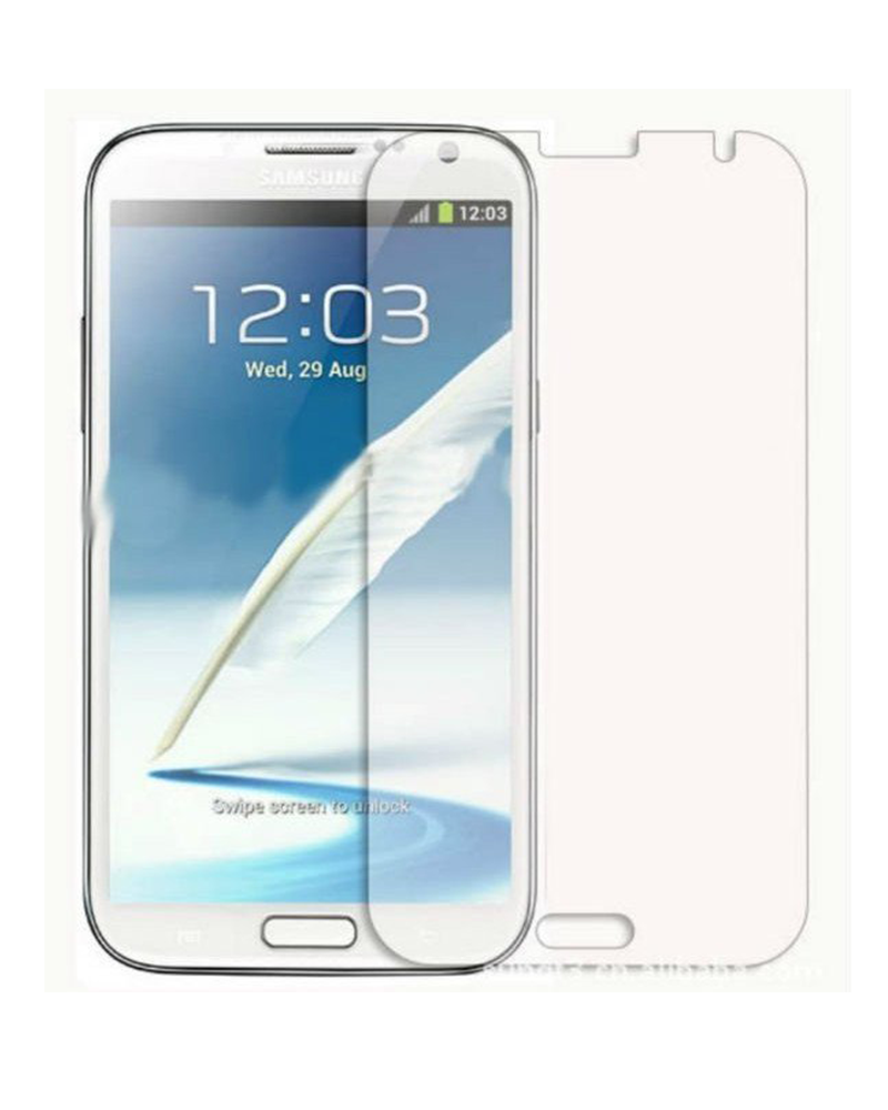 cel samsung acs screenguard note2 clear