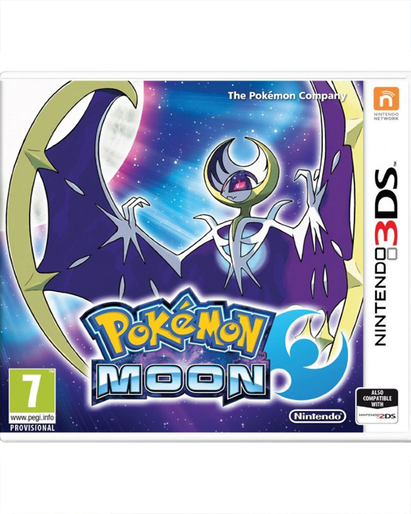 ds 3d pokemon moon new