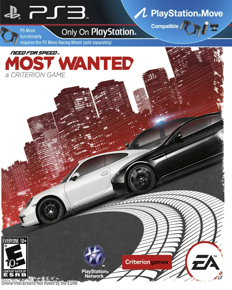 sony 3 m   need for speed most wanted