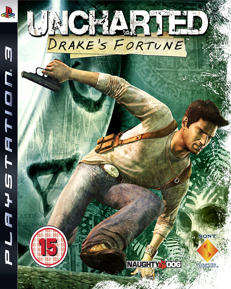 sony 3 uncharted drakes fortune