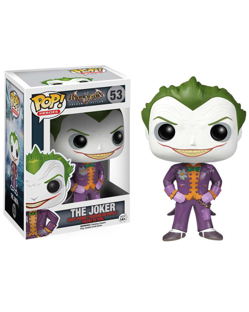 pop batman a a  53 the joker 4339
