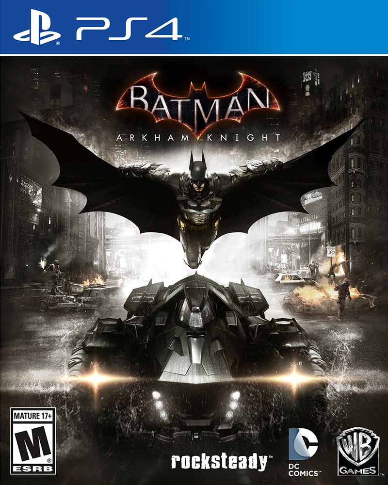 sony4 batman arkham knight
