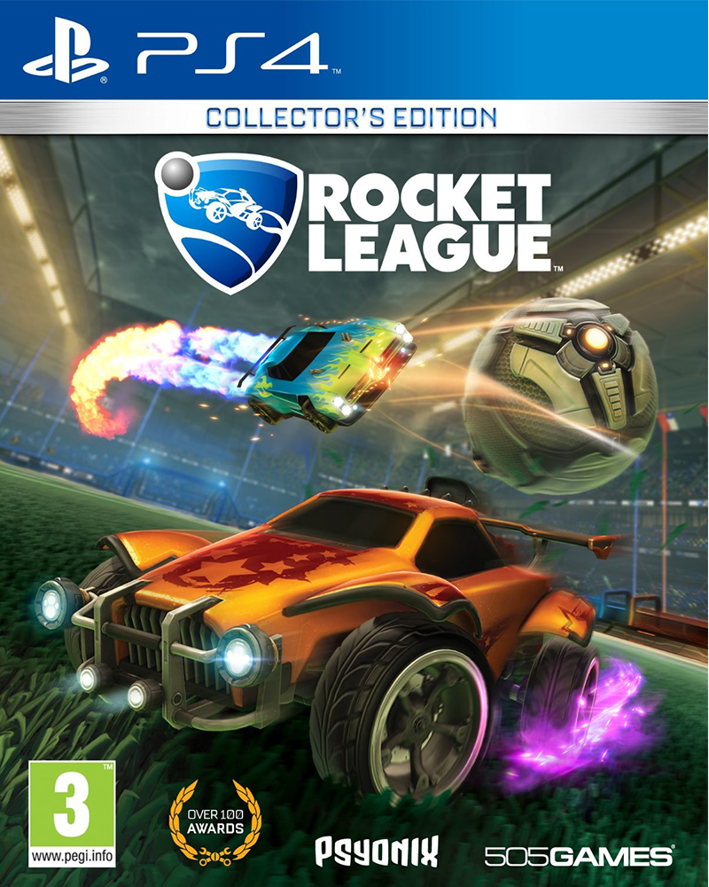 sony4 rocket league collection edit