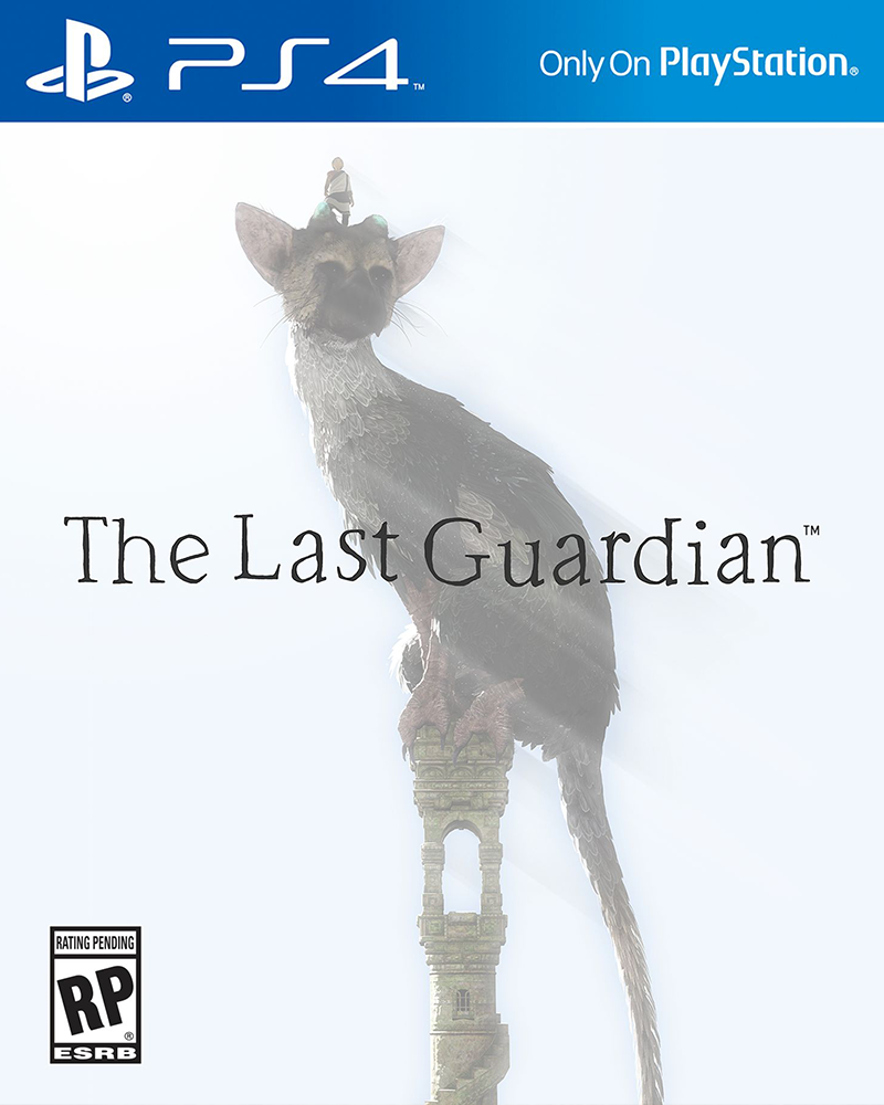 sony4 the last guardian new