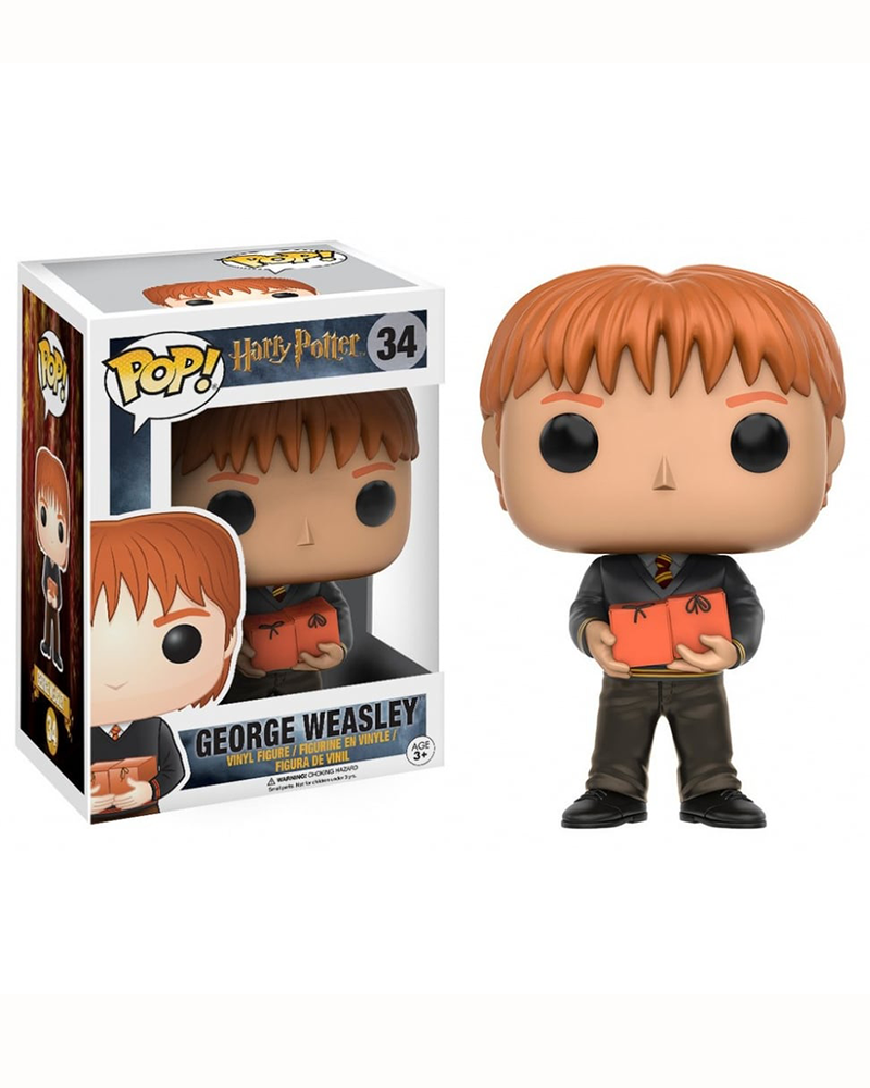pop h potter  34 george weasley 10986