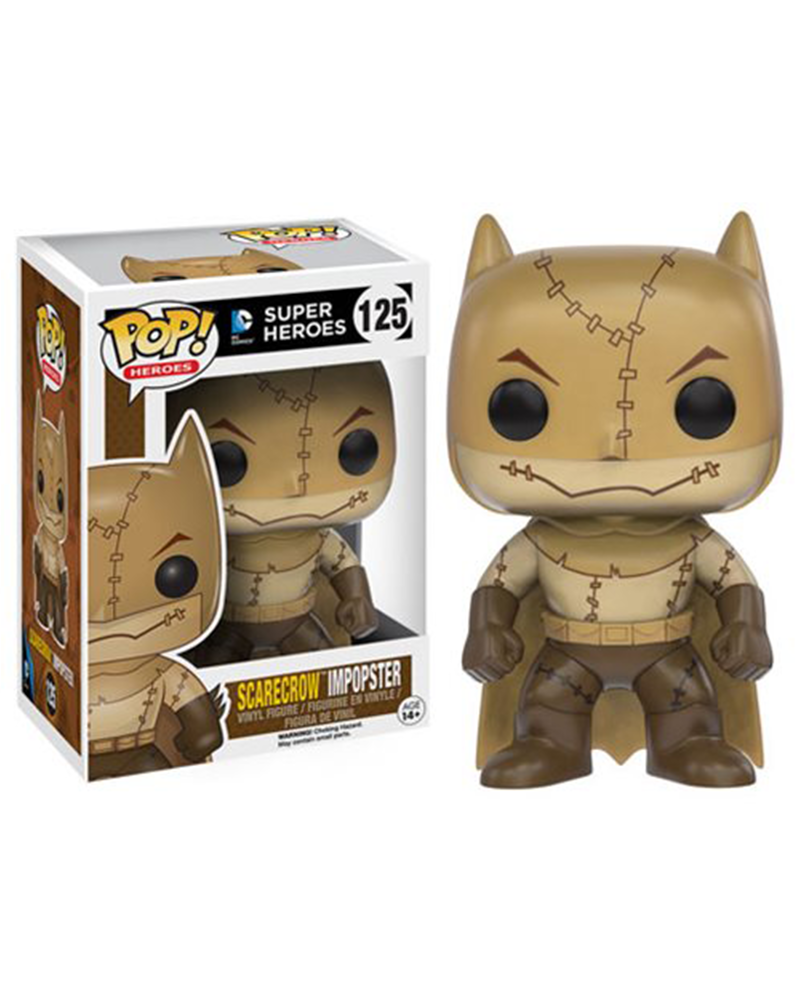 pop s heroes 125 scarecrow impopster 10780