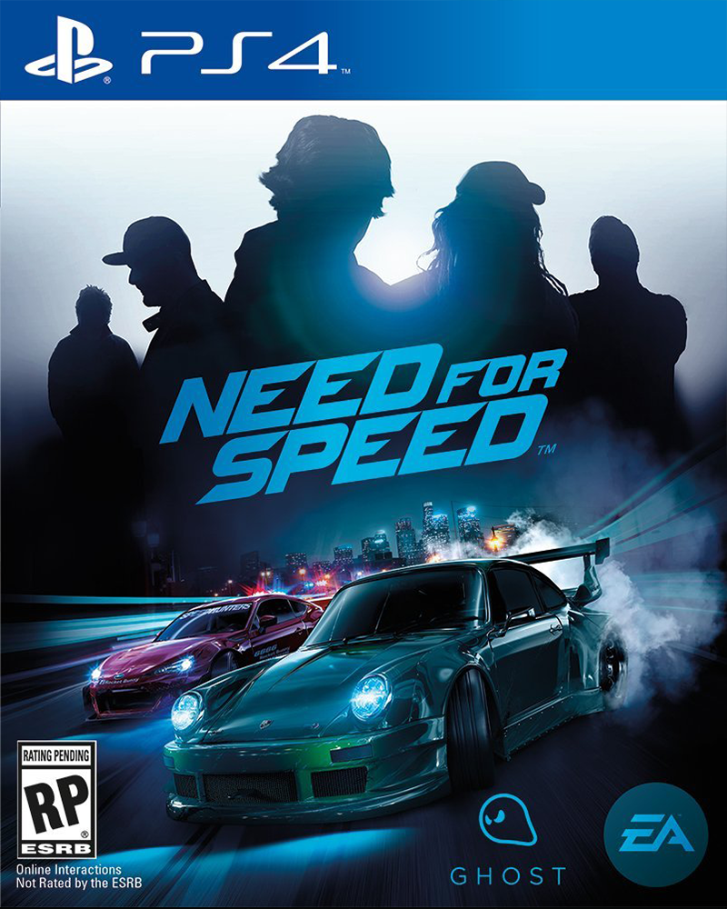 sony4 need for speed new