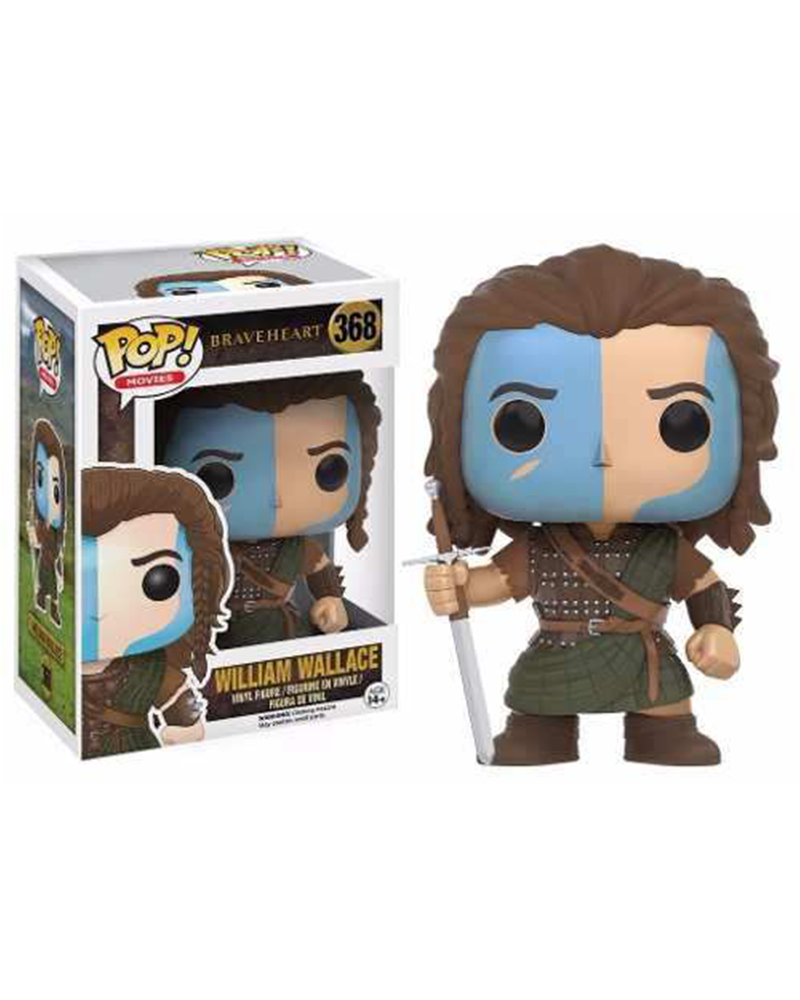 pop braveheart 368 william wallace 6565