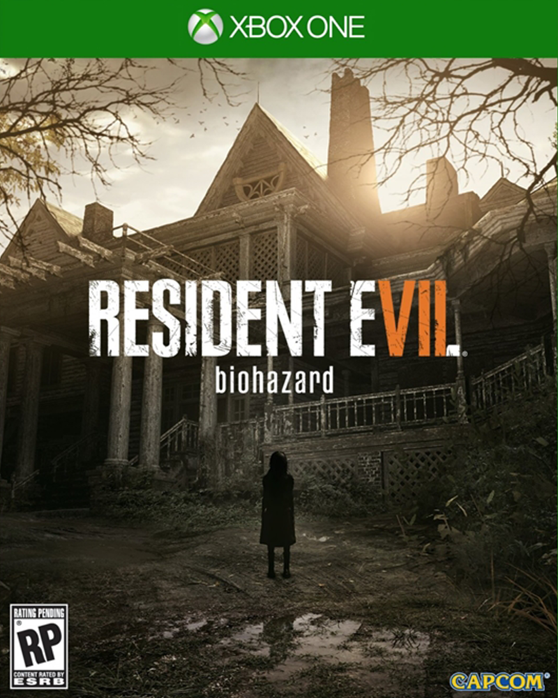 xbox one resident evil 7 new