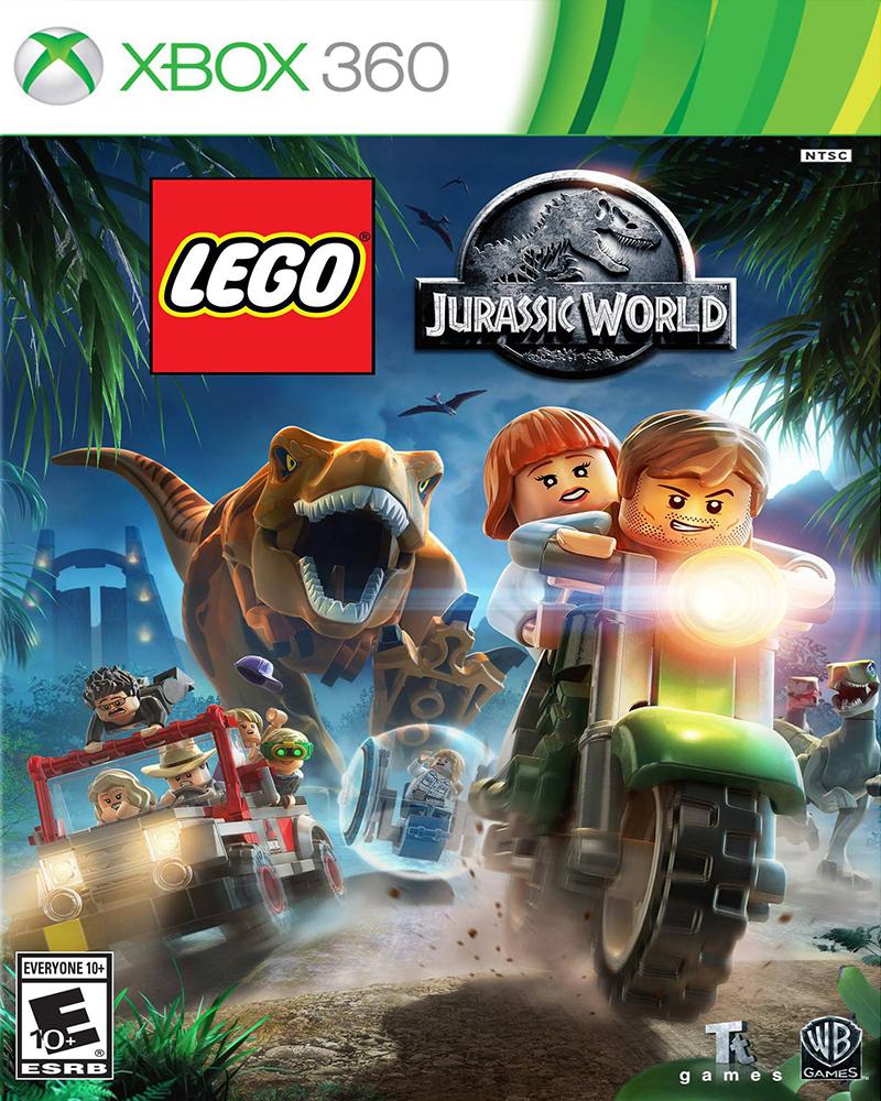 xbox 360 lego jurassic word