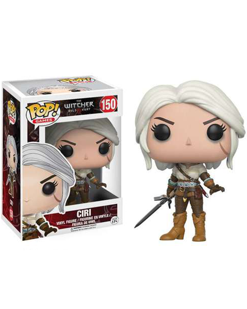 pop witcher 150 ciri 12133