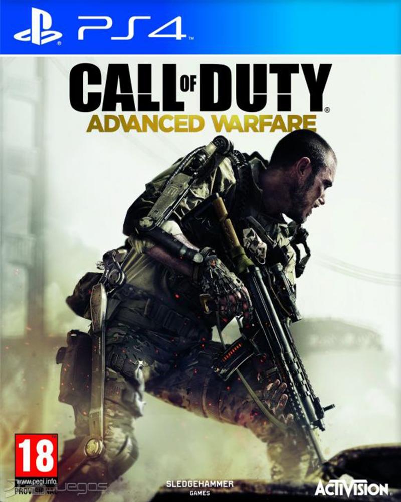 sony4 call of duty adv  warfare