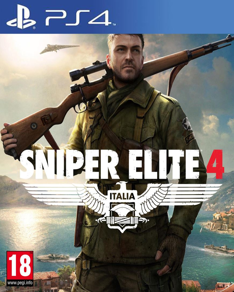 sony4 sniper elite 4