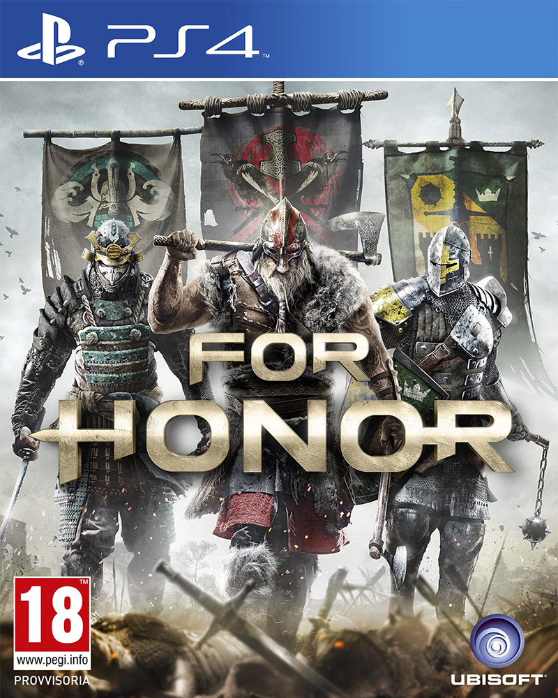 sony4 for honor
