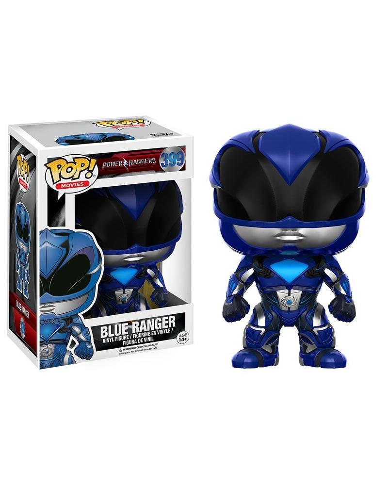 pop power rangers 399 blue ranger 12345