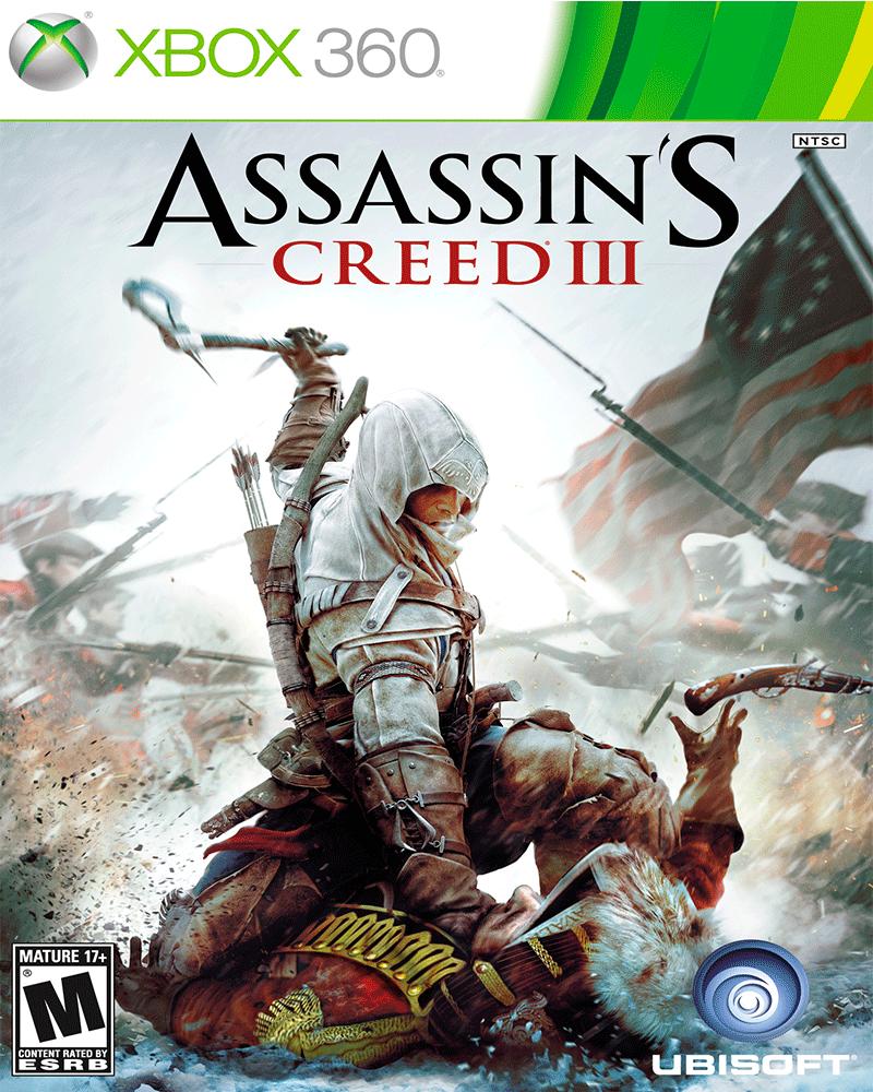 xbox 360 assassin s creed iii