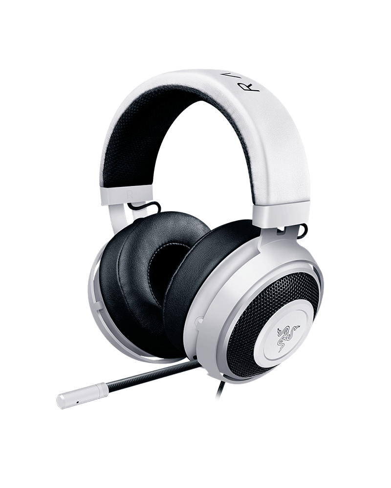 razer headset kraken pro v2 white 02050200