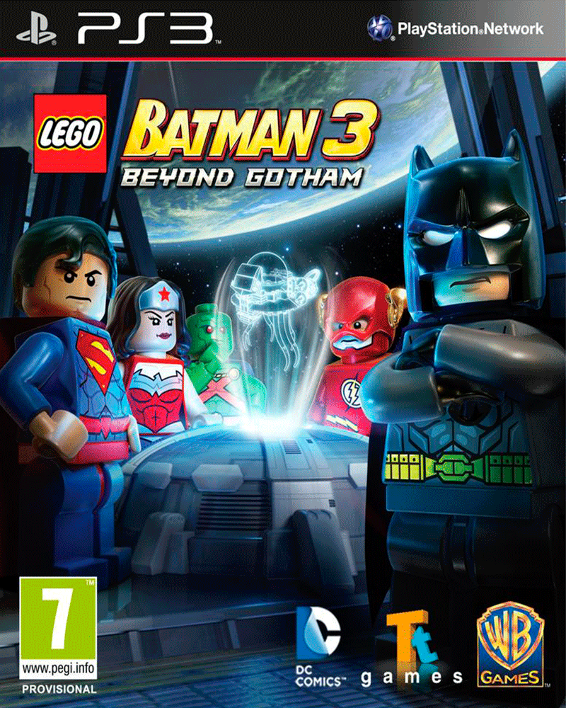 sony 3 lego batman 3 beyond gotham