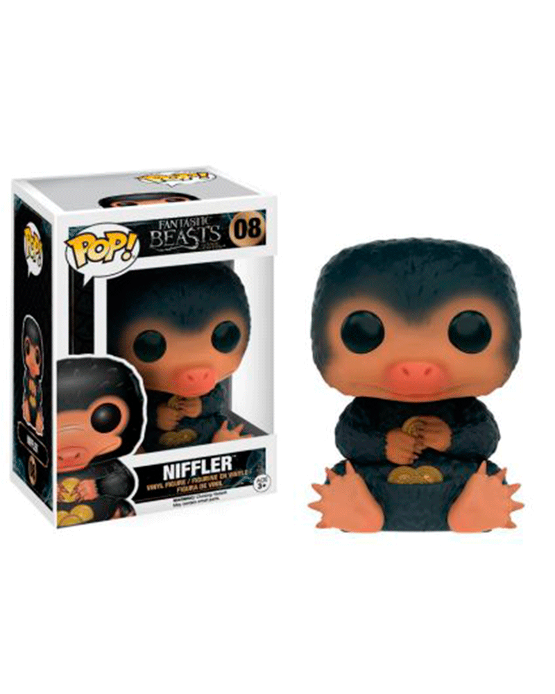 pop fantastic beasts  08 niffler 10408