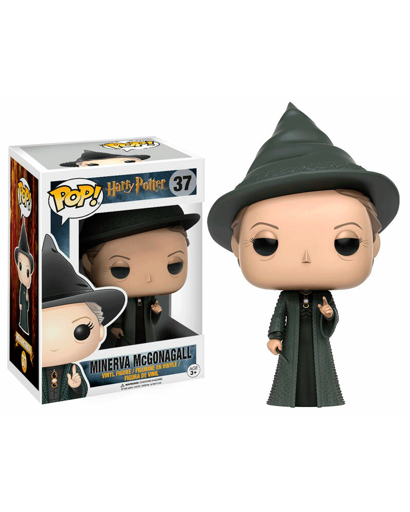 pop harry potter  37 minerva mcgonagall 10989