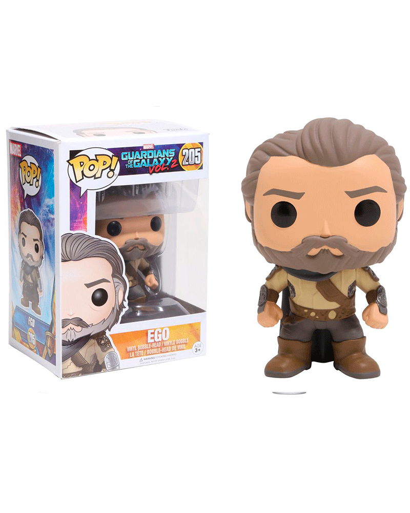pop guardians galaxy 205 ego 12777