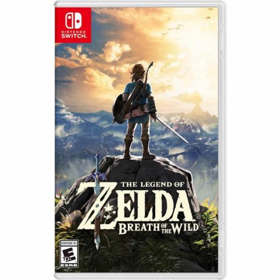 switch legend of zelda breath of wild