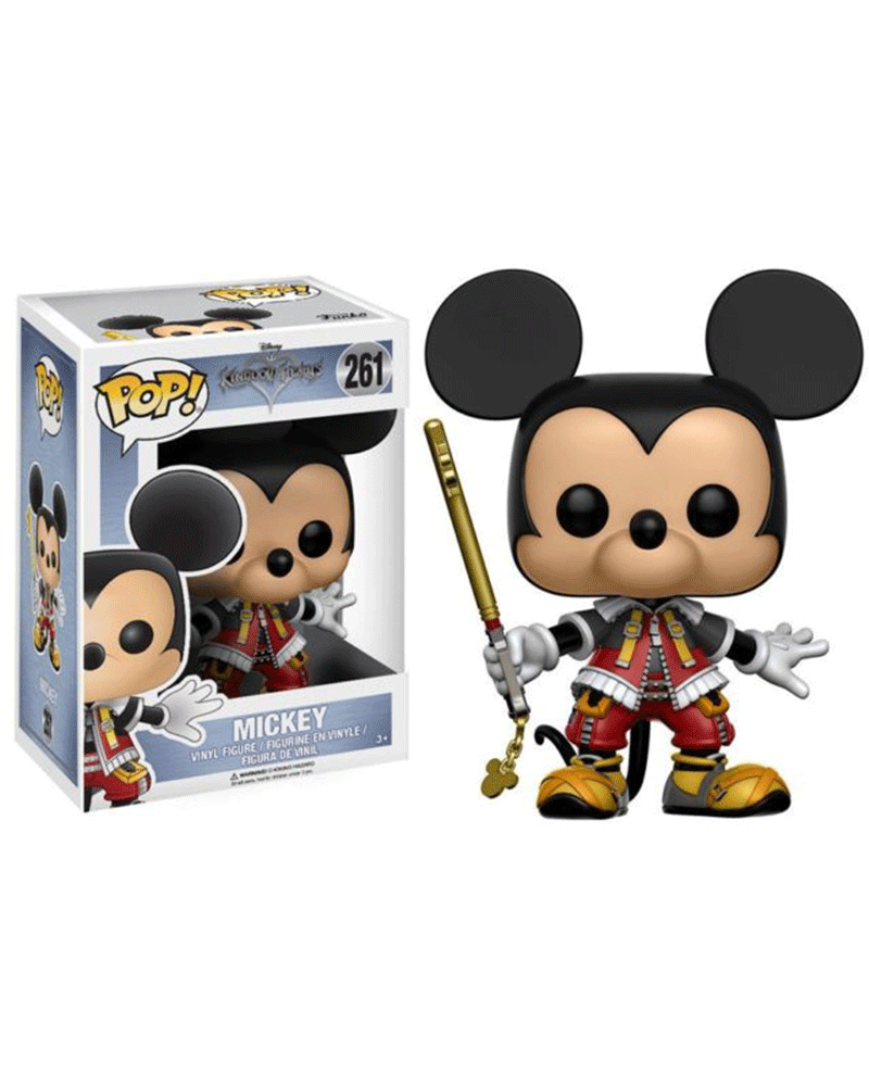 pop kingdom hearts 261 mickey 12362