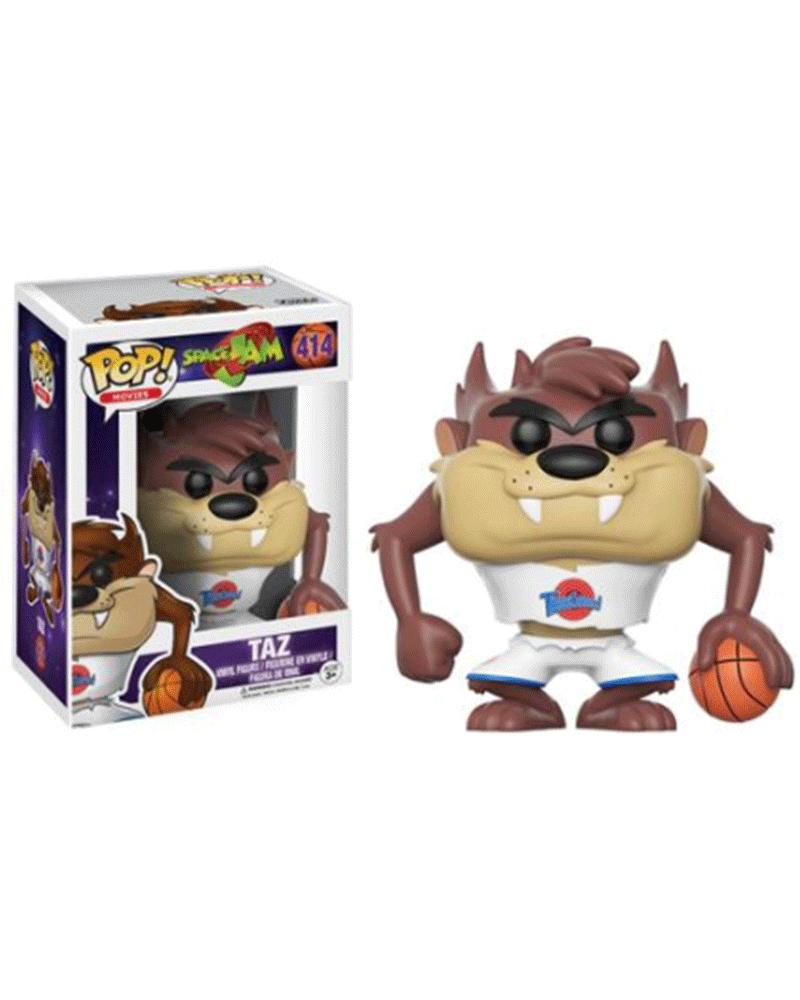 pop space jam 414 taz 12429
