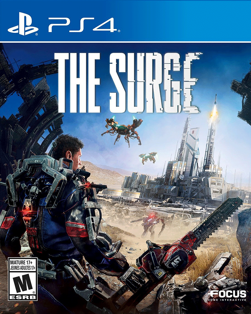 sony4 the surge