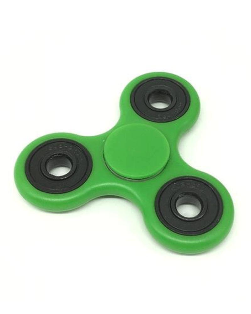 hand spinner verde