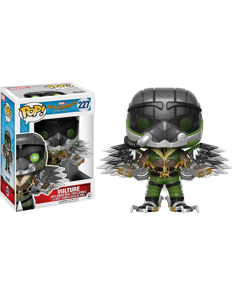 pop spiderman 227 vulture 13312