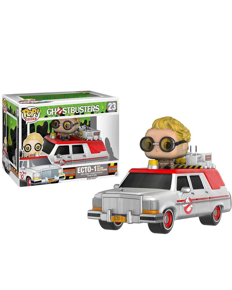 pop ghostbusters rides   23 ecto 1 7629