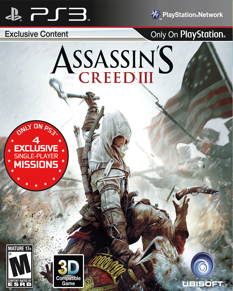 sony 3 assassin s creed iii
