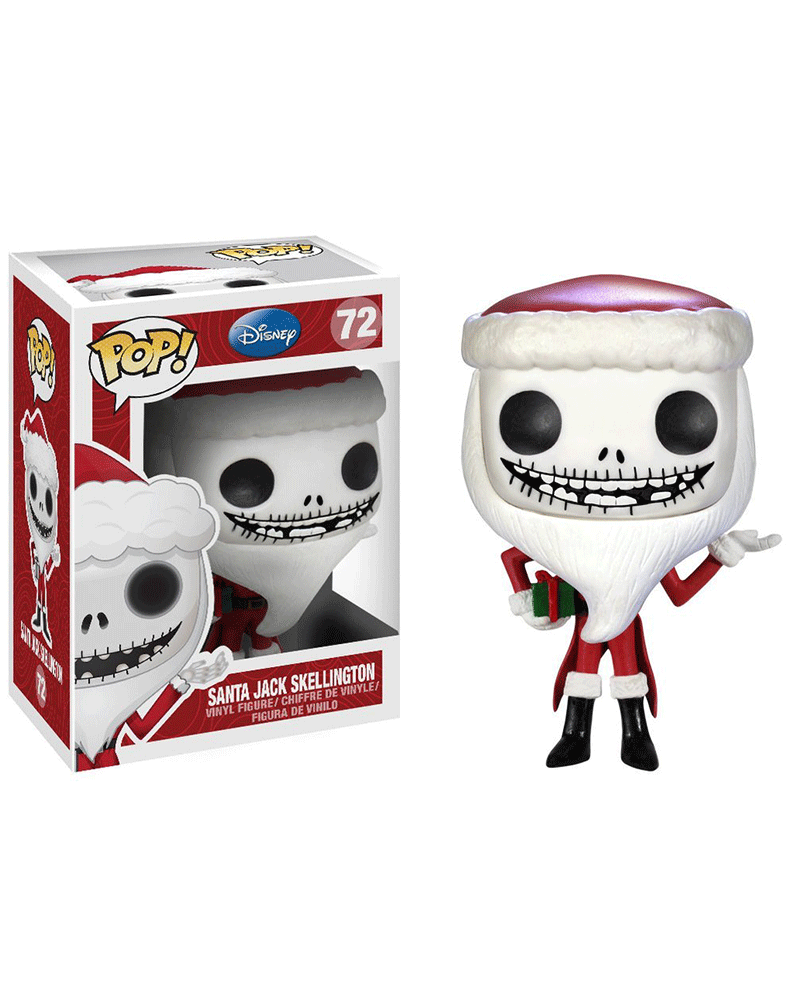 pop disney  72 santa jack skellington 3289