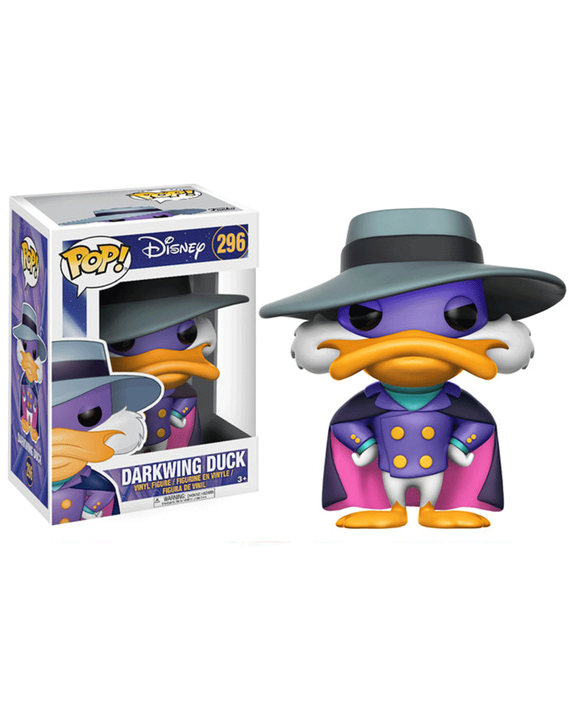 pop disney 296 darwing duck 13260
