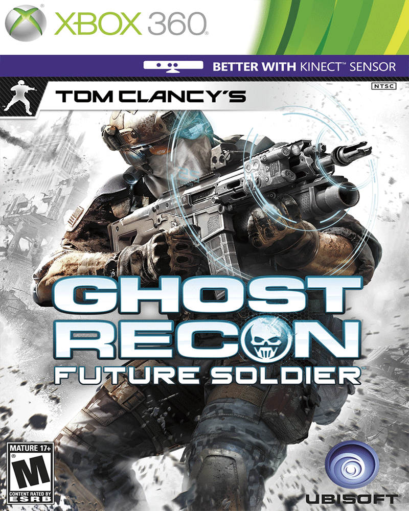 xbox 360 k   tc ghost recon