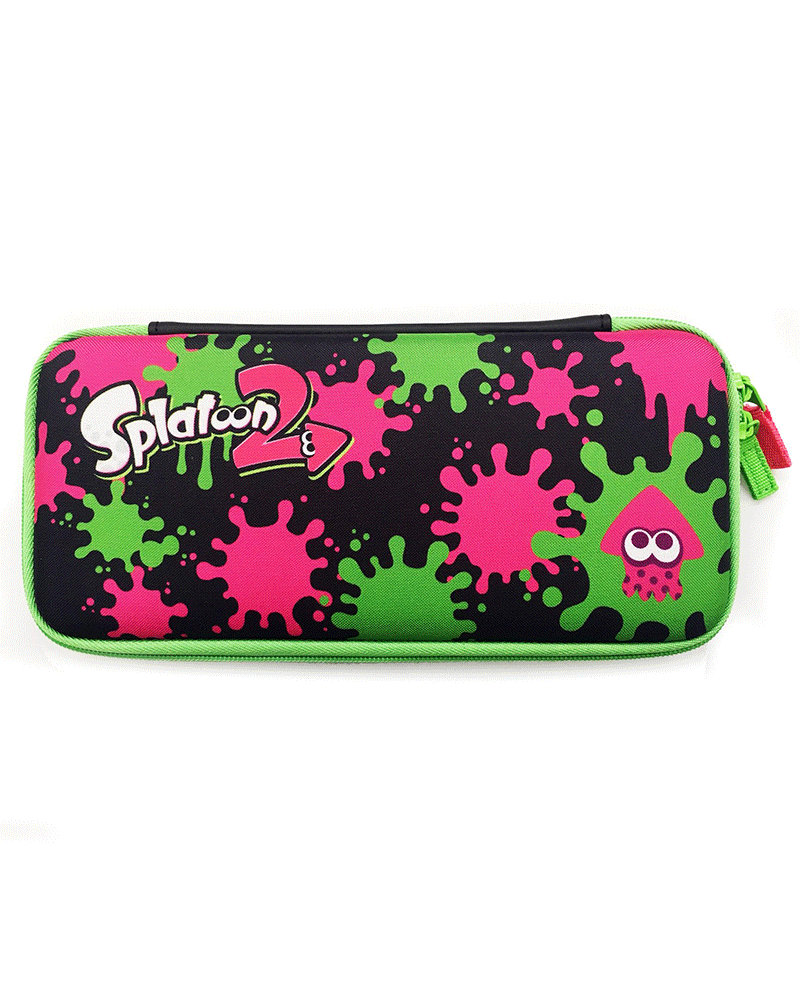 switch acs case hard pouch splatoon2 051u