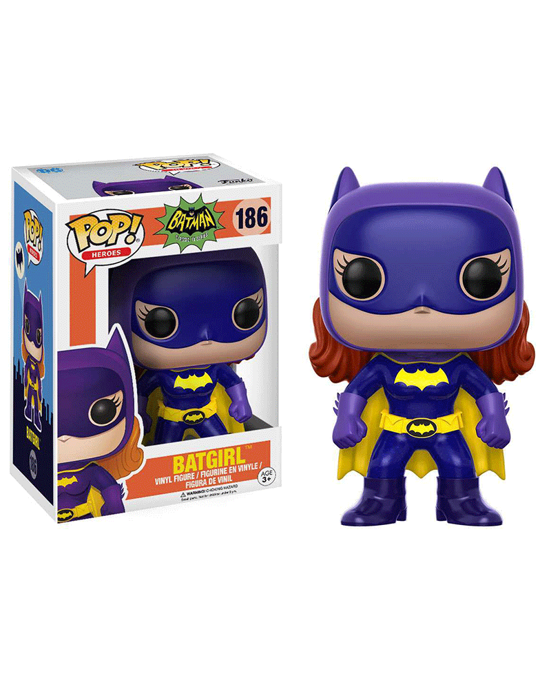 pop batman c tv 186 batgirl 13632