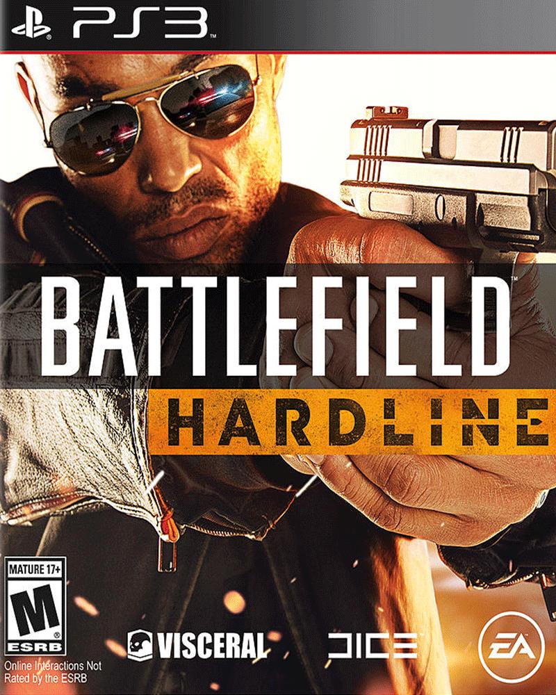 sony 3 battlefield hardline