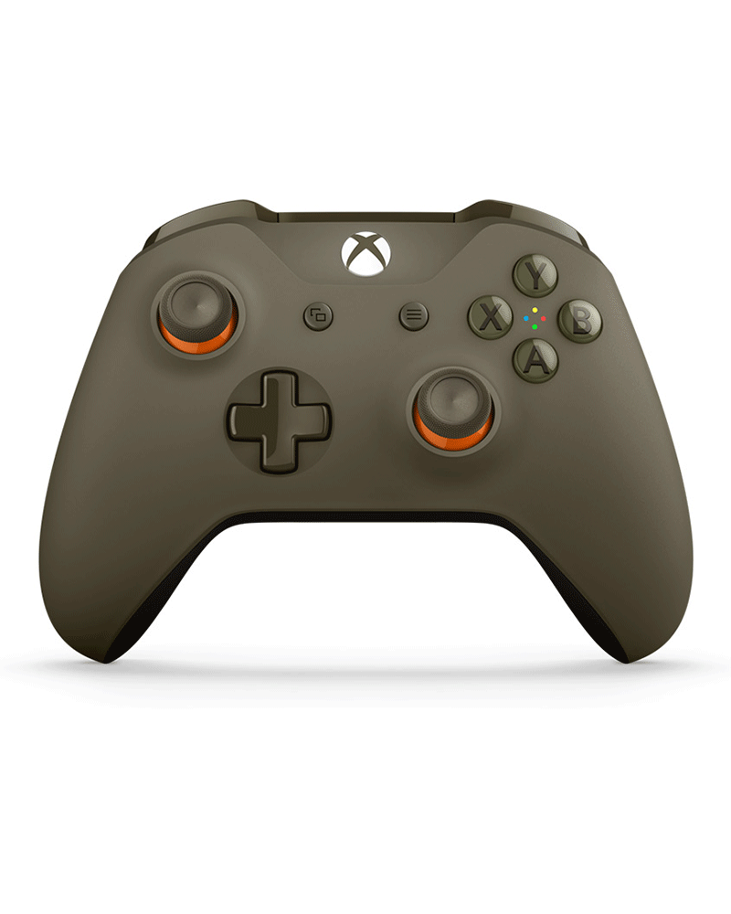 xbox one acs joy  green orange wl3 00036