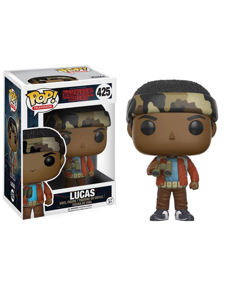 pop stranger things 425 lucas 13324