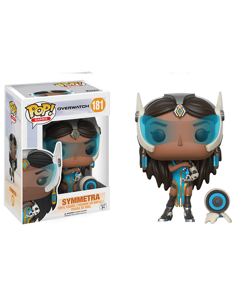 pop overwatch 181 symmetra 13089